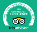 "Company Ecotours.cz earns 2018 TRIPADVISOR CERTIFICATE OF EXCELLENCE ""HALL OF FAME"" RECOGNITION"